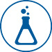 Lab Services Icon Blue