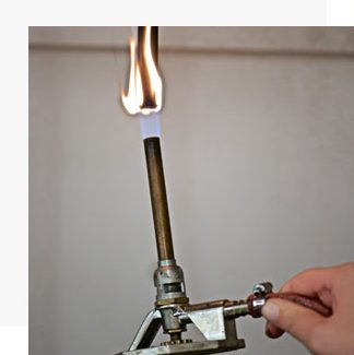 Flame Testing